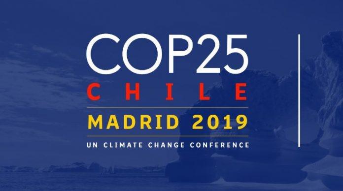 COP25 Madrid Cumbre del Clima ONU